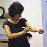 Practicing Positivity 2, ZAZ, photo: Yaacov Saban